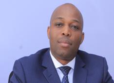 Aijukwe Giles, the CEO of Letshego Uganda.