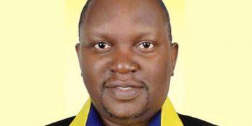 Daniel Kazibwe alias Ragga Dee.
