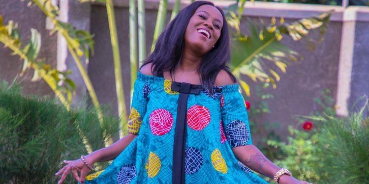 THE DIVA: Juliana Kanyomozi. COURTESY PHOTOS.