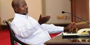 President Yoweri Kaguta Museveni.