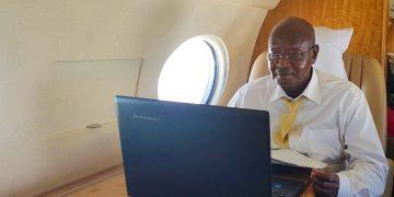 President Yoweri Kaguta Museveni. PHOTO BY PPU.