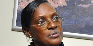 Justine Bagyenda, former Executive Director Commercial Banking, Bank of Uganda. COURTESY PHOTO.