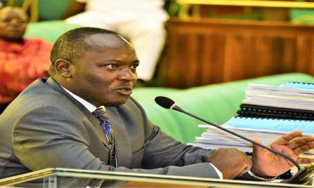 Masaka Municipality MP Hon Mathias Mpuuga introduced the motion in Parliament.