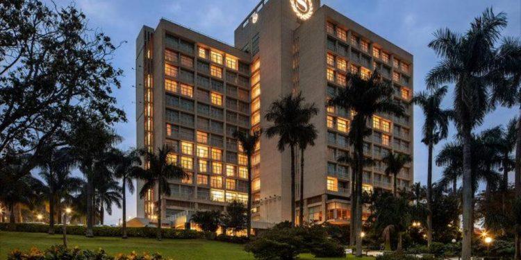 Sheraton Hotel Kampala.