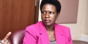 EOC Chairperson Sylvia Ntambi